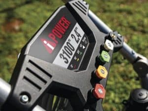 The nozzles of the A-iPower PWF3100YV