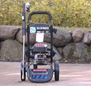 The AR Blue Clean MAXX3000 in use