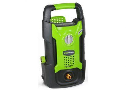Greenworks GPW1501 1500PSI Electric Pressure Washer