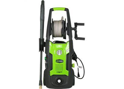 Greenworks GPW1702 1700PSI Electric Pressure Washer