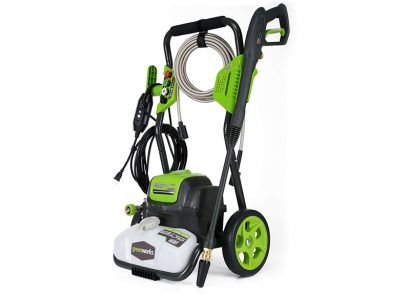 Greenworks GPW1800 1800PSI Electric Pressure Washer