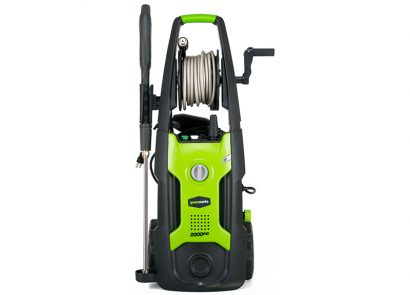 Greenworks GPW2002 2000PSI Electric Pressure Washer