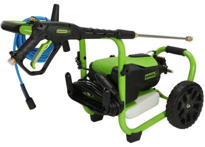 Greenworks GPW3000 3000PSI Electric Pressure Washer