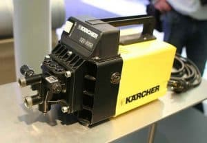 Karcher HD555 pressure washer