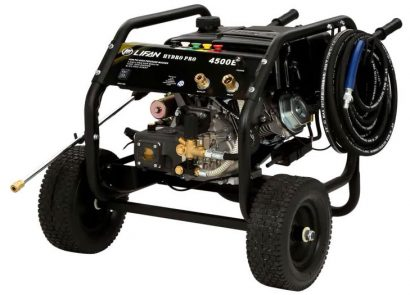 Lifan LFQ4515E-CA 4500PSI Gas Pressure Washer