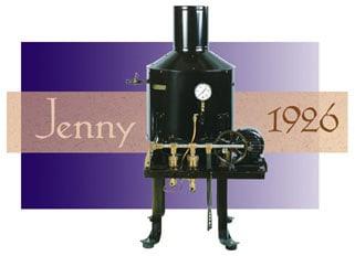 Old Jenny still