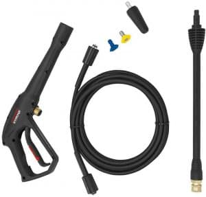 Some of the accessories of the PowerStroke PS14120B