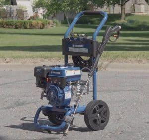 The Powerhorse 89897 in use