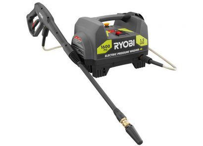 Ryobi RY141612 1600PSI Electric Pressure Washer