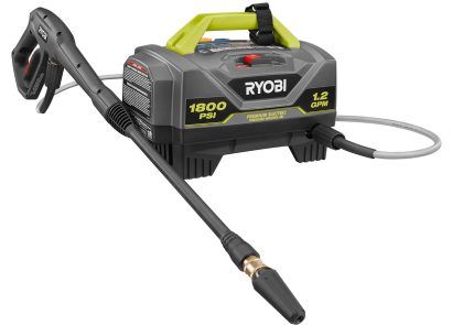 Ryobi RY141820VNM 1800PSI Electric Pressure Washer