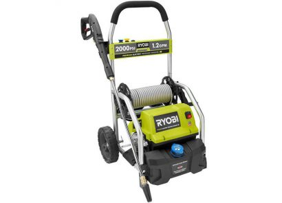 Ryobi RY141900 2000PSI Electric Pressure Washer