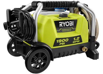 Ryobi RY1419MT 1900PSI Electric Pressure Washer