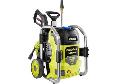Ryobi RY142022 2000PSI Electric Pressure Washer