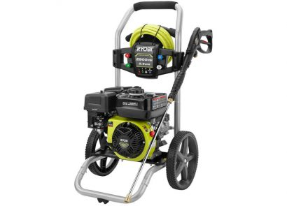 Ryobi RY802925 2900PSI Gas Pressure Washer
