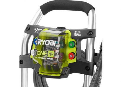 Ryobi RY803111 3200PSI Gas Pressure Washer