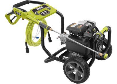Ryobi RY803300H 3300PSI Gas Pressure Washer