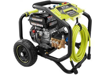 Ryobi RY803600 3600PSI Gas Pressure Washer