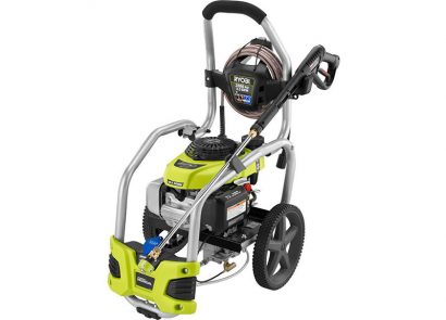 Ryobi RY80940B 3100PSI Gas Pressure Washer