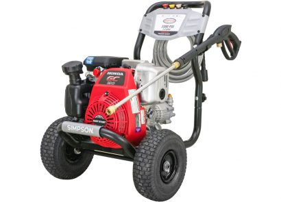 Simpson MS61049 3300PSI Gas Pressure Washer