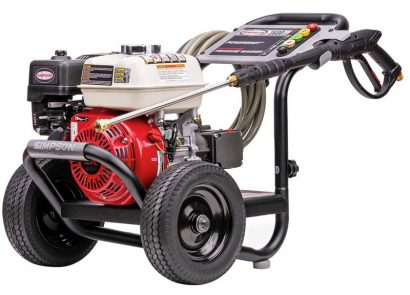 Simpson PS60995 3600PSI Gas Pressure Washer