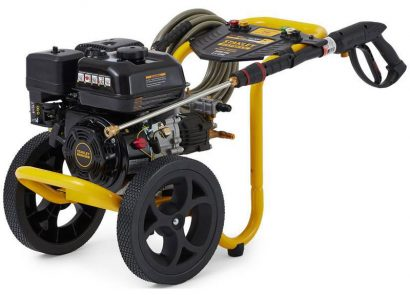Stanley SXPW3425 3400PSI Gas Pressure Washer
