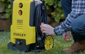 The Stanley SHP2000 in use