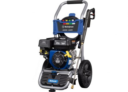 Westinghouse WPX3400 3400PSI Gas Pressure Washer